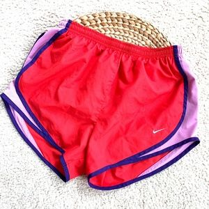 Nike Tempo Dri-Fit Running Shorts Red S